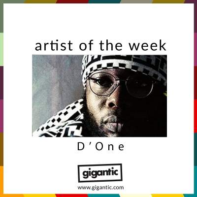 An image for AOTW // D'One