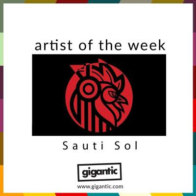 An image for AOTW // Sauti Sol