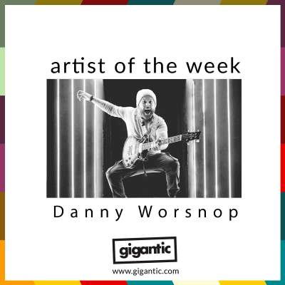 An image for AOTW // Danny Worsnop