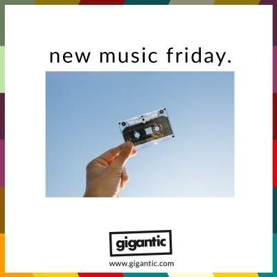 An image for #NewMusicFriday 04.12