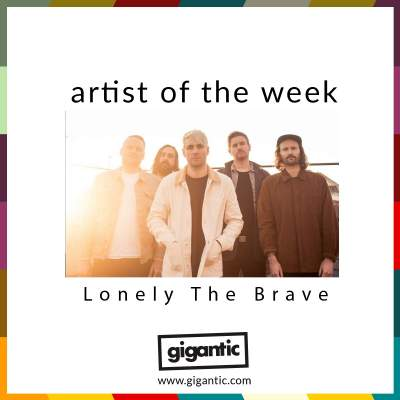 An image for AOTW // Lonely The Brave