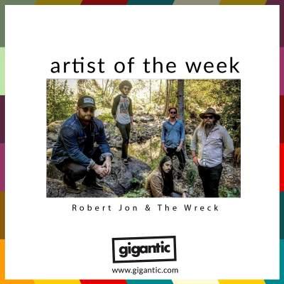 An image for AOTW // Robert Jon & The Wreck