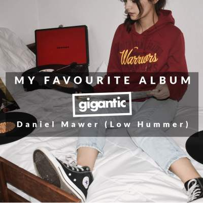 An image for My Favourite Album - Daniel Mawer