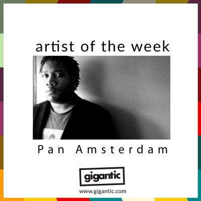 An image for AOTW // Pan Amsterdam