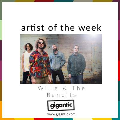 An image for AOTW // Wille & The Bandits