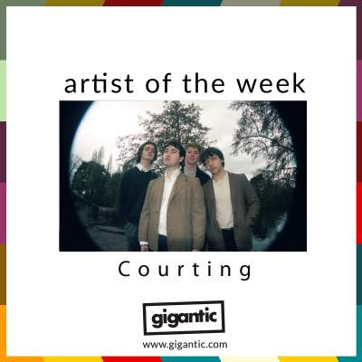 An image for AOTW // Courting