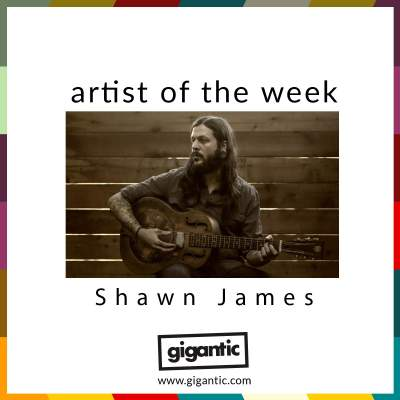 An image for AOTW // Shawn James