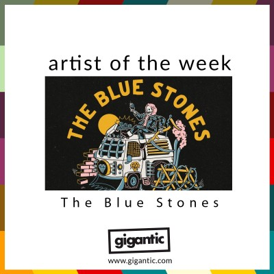 An image for AOTW // The Blue Stones