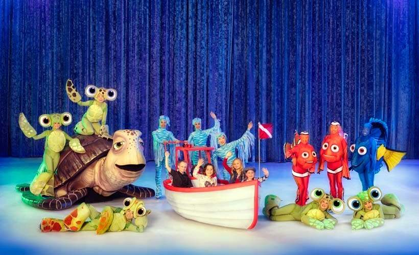 An image for Win a VIP family ticket to Disney On Ice celebrates 100 Years of Magic and be part of the show!