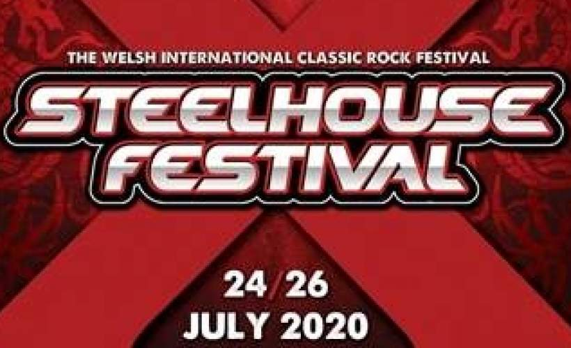 An image for Steelhouse Festival 2020