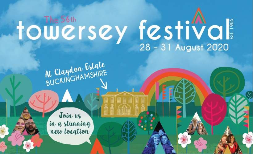An image for EXCITING NEWS ABOUT TOWERSEY FESTIVAL 2020!!