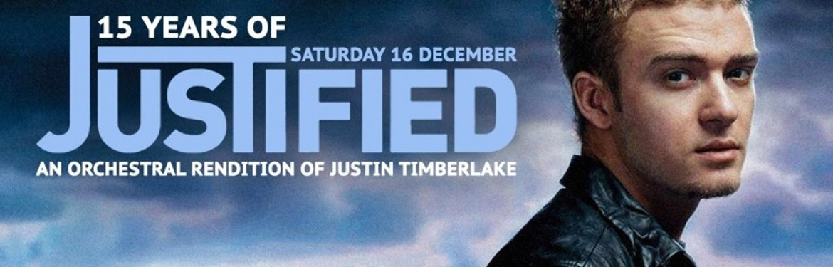 15 Years of Justified: A Live Rendition of Justin Timberlake tickets