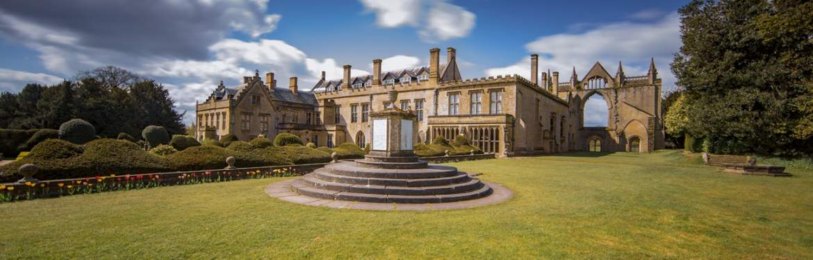 A Gothic Revival Tour of Newstead Abbey tickets