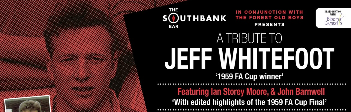A Tribute to Jeff Whitefoot tickets