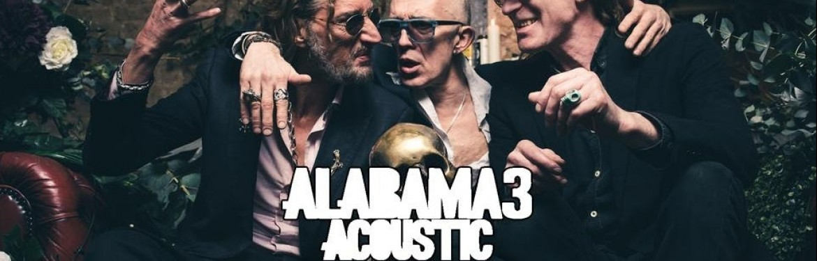 Alabama 3 Acoustic tickets