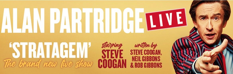 Alan Partridge tickets