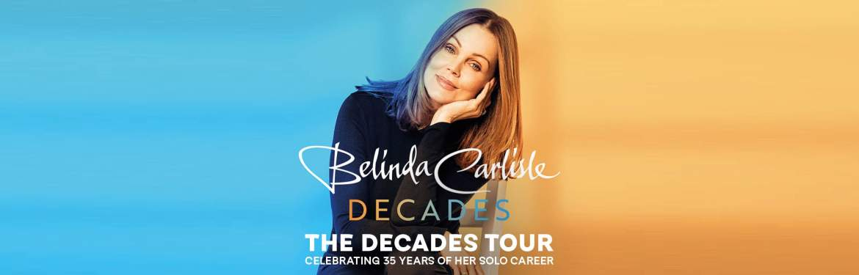 Belinda Carlisle tickets