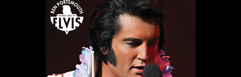 Ben Portsmouth is Elvis! tickets