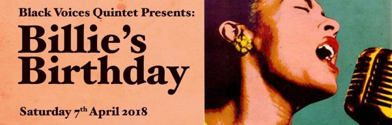 Black Voices Quintet Sing Billie Holiday tickets