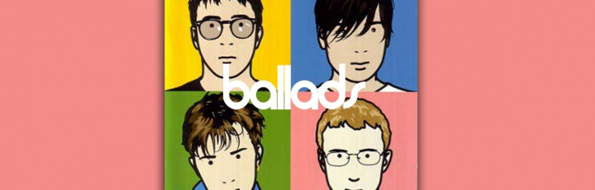 Blur's Ballads tickets