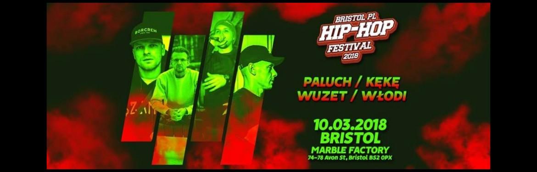 Bristol.pl Hip Hop Festival 2018 tickets