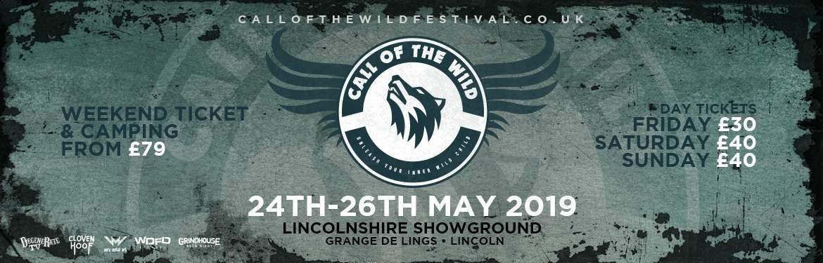 Call Of The Wild Festival tickets