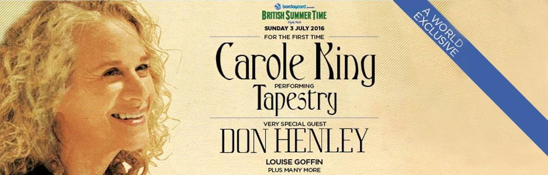 Carole King tickets