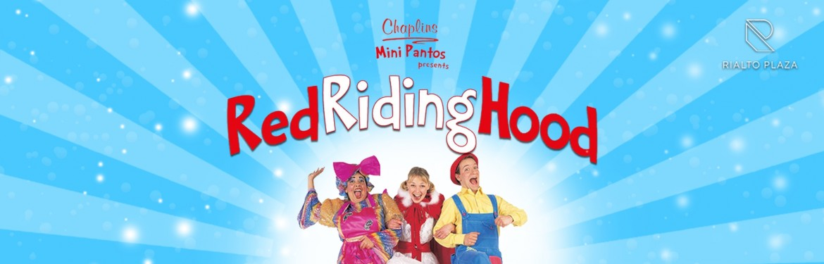 Christmas Pantomime - Little Red Riding Hood tickets