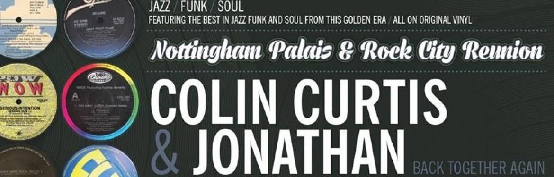 Colin Curtis & Jonathan tickets
