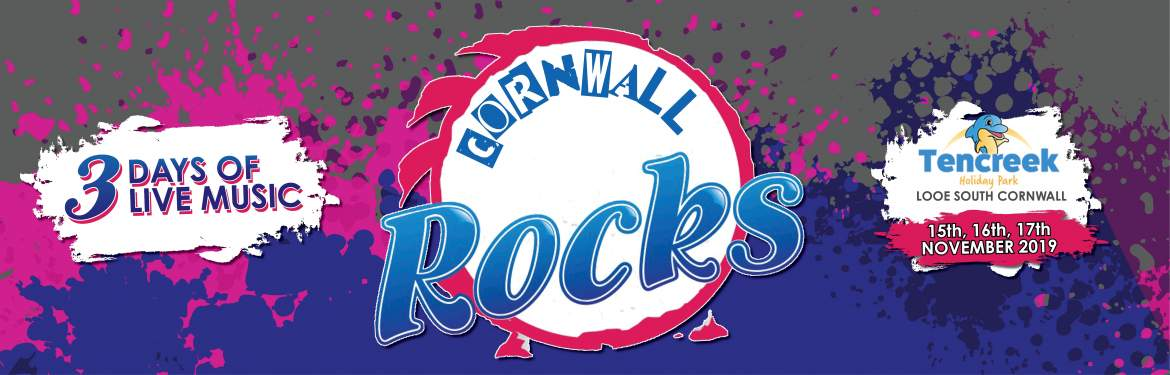 Cornwall Rocks tickets