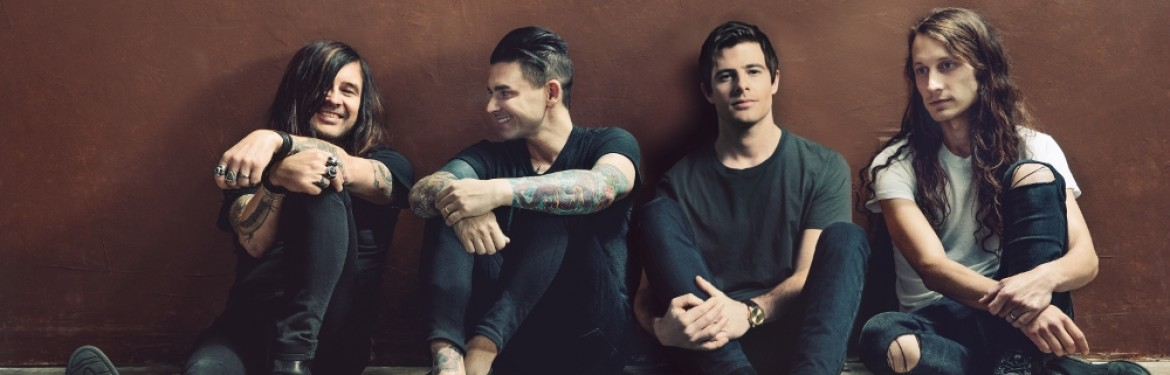 Dashboard Confessional tickets