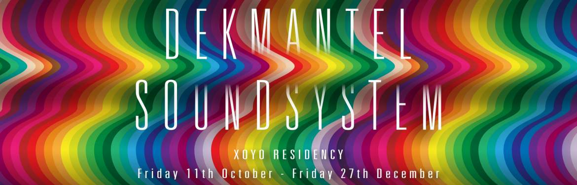 Dekmantel Residency tickets