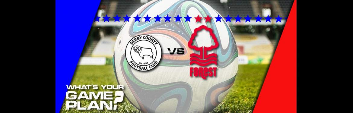 Derby v Forest tickets