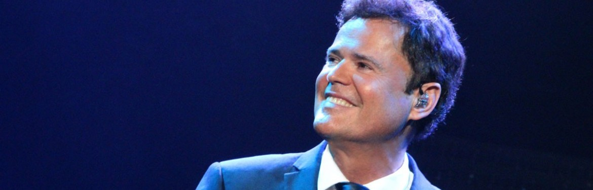 Donny Osmond tickets