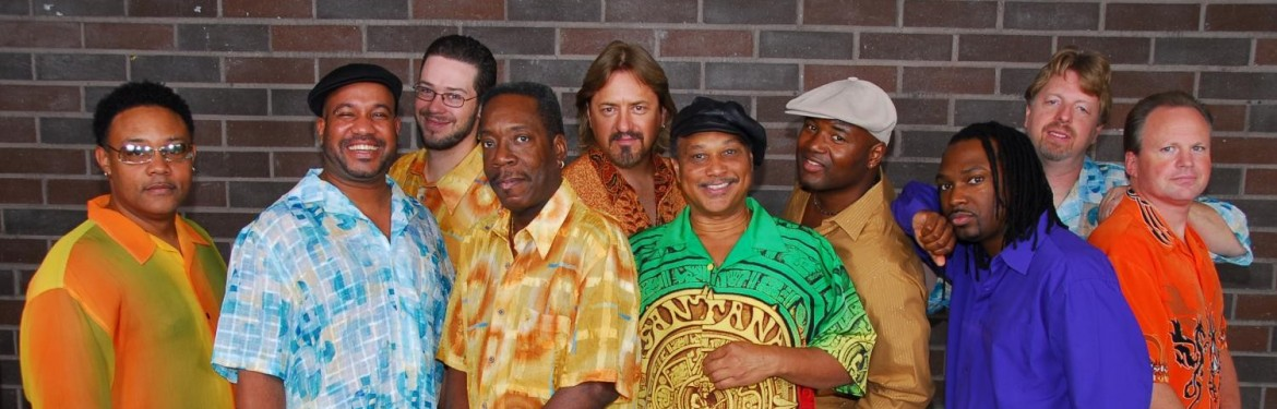 Earth Wind & Fire Experience tickets