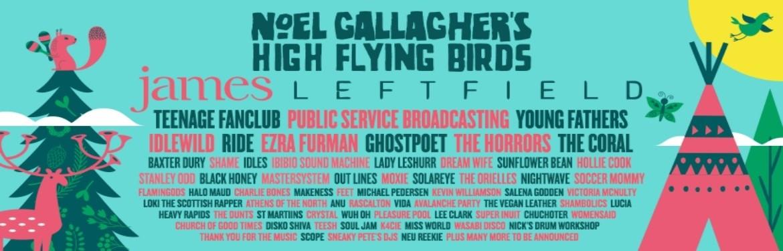 Electric Fields Festival tickets