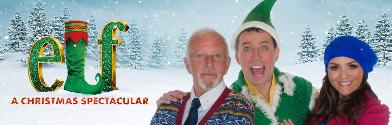 Elf a Christmas Spectacular tickets