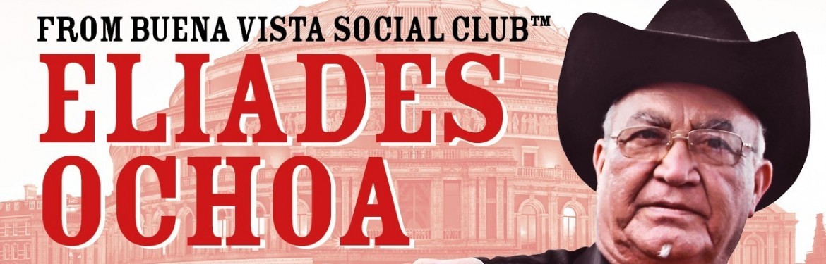 Eliades Ochoa tickets