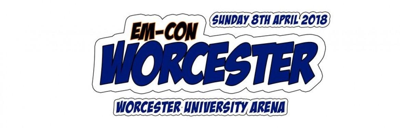 EM-Con Worcester tickets