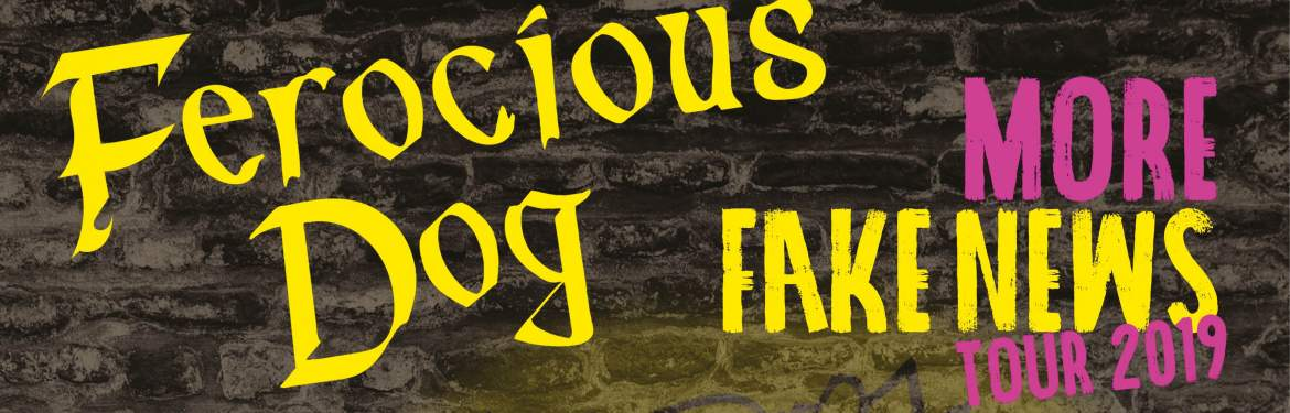 Ferocious Dog tickets