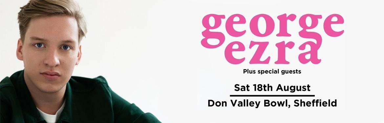 George Ezra tickets