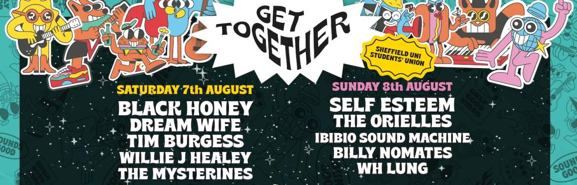 GET TOGETHER tickets