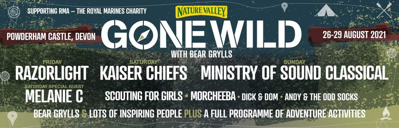 Gone Wild with Bear Grylls
