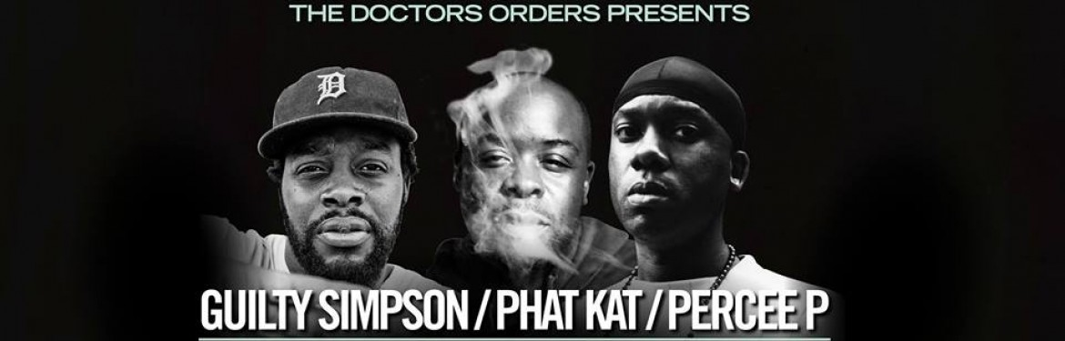 Guilty Simpson, Phat Kat & Percee P tickets