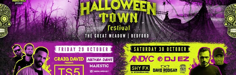 Halloween Town Festival tickets
