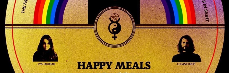 HAPPY MEALS  tickets