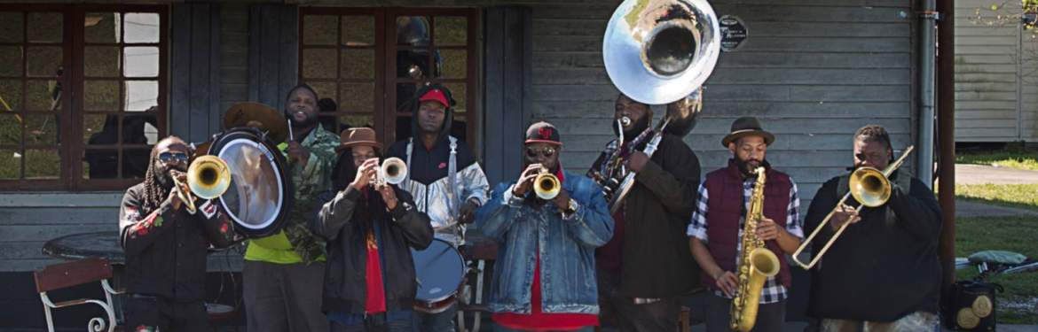 Hot 8 Brass Band tickets