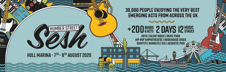 Humber Street Sesh 2020 tickets