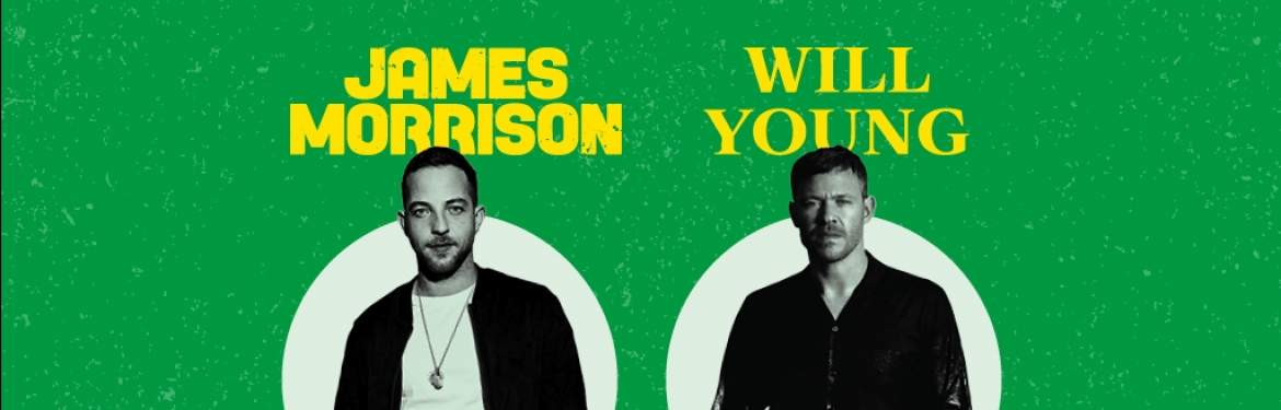 James Morrison and Will Young tickets