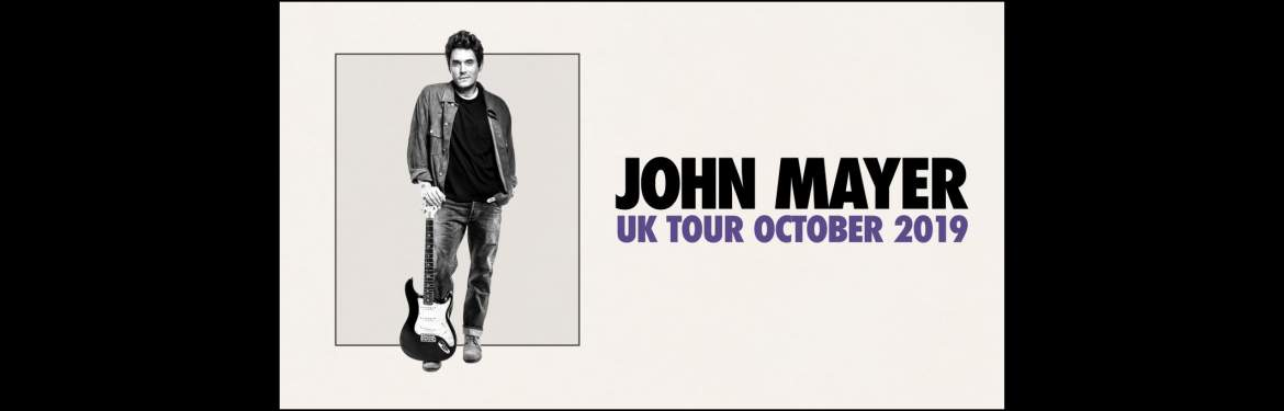 John Mayer tickets
